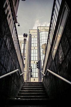 Way out II von Klaas Leussink