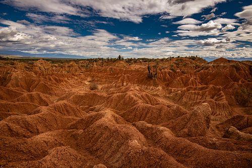 Tatacoa-woestijn van