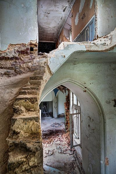 Schloss Miranda von Dennis Claessens