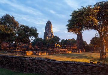 Ayutthaya Thailand van Luc Buthker