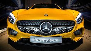 Mercedes AMG GT van kenneth anno
