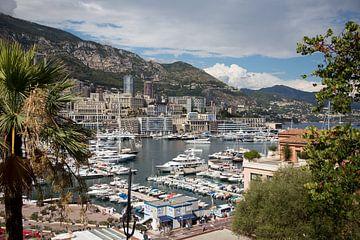 Monaco Port van Guido Akster