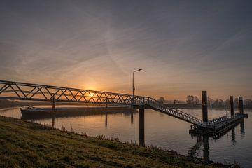 IJzendoorn overnachtingshaven binnenvaart van Moetwil en van Dijk - Fotografie
