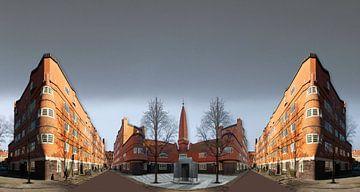 Het Schip, Amsterdam von Aad Trompert