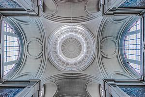 Kruiskoepelkerk Sint Vitus 1889 Melkpad Hilversum