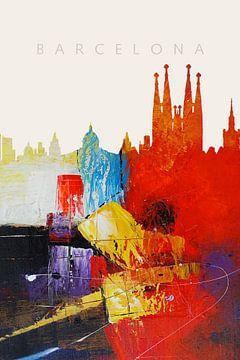 Barcelona in a nutshell van Harry Hadders