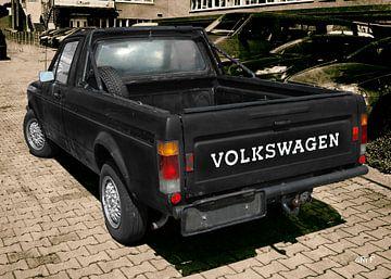 VW Caddy 1 (Typ 14D)