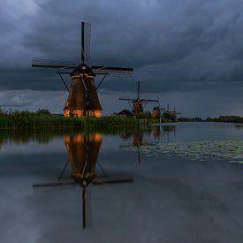 Die Farben der Nacht von Jan Koppelaar