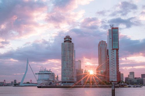 Kop van Zuid - Rotterdam van AdV Photography