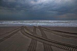 De zee in van Erik Reijnders