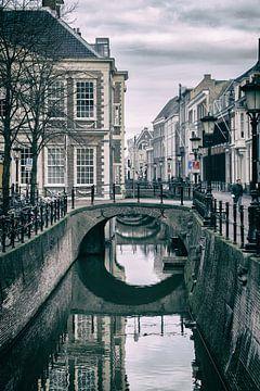 De Drift in Utrecht met zijn vele bruggen. (3) van