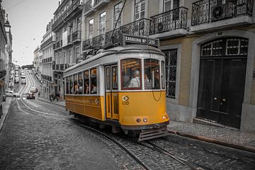 Tram 28 von Omri Raviv