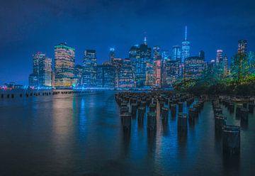 Brooklyn Bridge Park van Joris Pannemans - Loris Photography