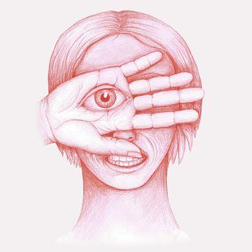 Angst vor Hellsehen von Bianca Wisseloo