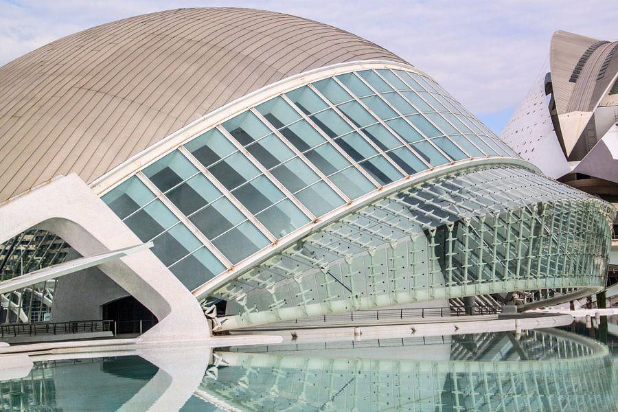 Valencia Spain van Yvette Bauwens