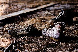 vergeten schoenen