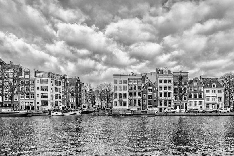 Staalkade Amsterdam van Don Fonzarelli