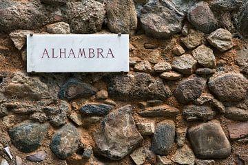 Alhambra sur Martijn Smeets