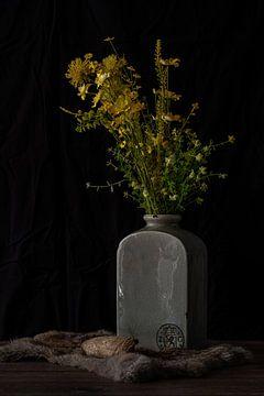 Bloemen voor een knaak van Jaco Verheul
