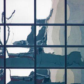 Eindruck einer Reflexion. von Pieter van Roijen