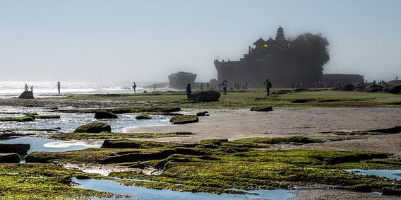 View on the Tanah Lot