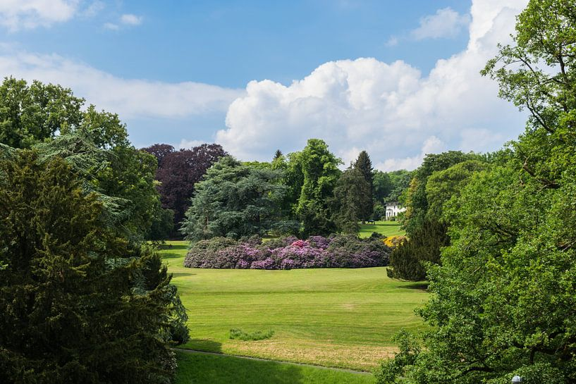Mooi groen park van Patrick Verhoef