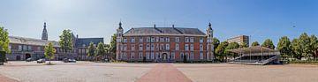Breda - Panorama KMA - Kasteel van Breda van I Love Breda