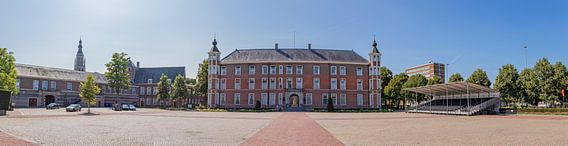 Breda - Panorama KMA - Kasteel van Breda