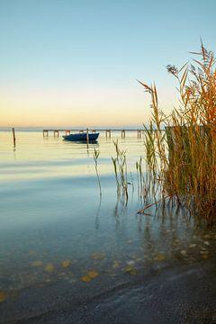 Le lac silencieux sur Silvio Schoisswohl