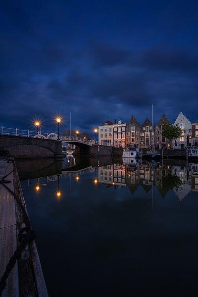 Kinderdijk Middelburg von Thom Brouwer