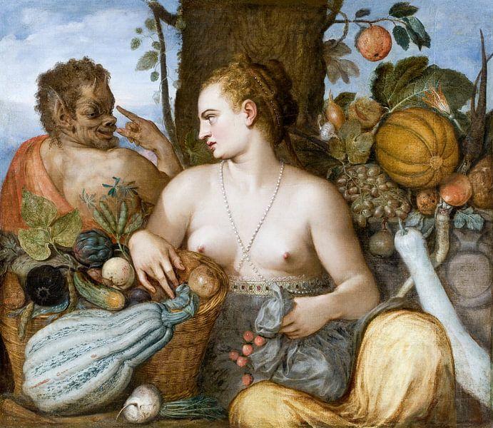 Pomona, Frans (Floris) de Vriendt von Meesterlijcke Meesters