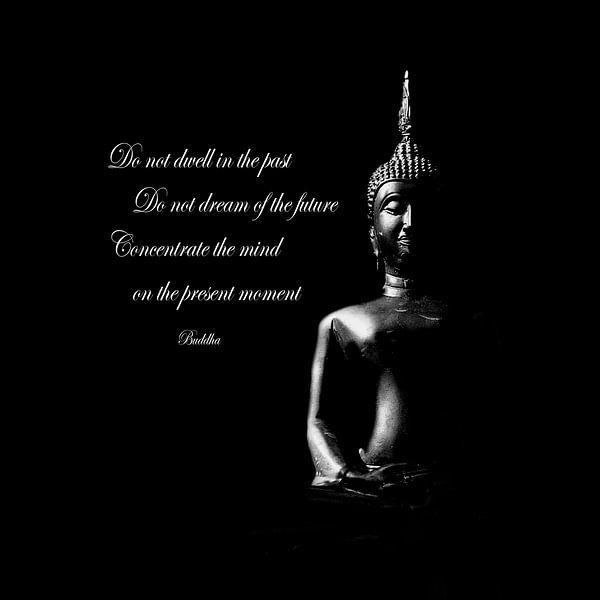 Buddha van Anouschka Hendriks