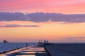 Na zonsondergang sur Marijke van Noort