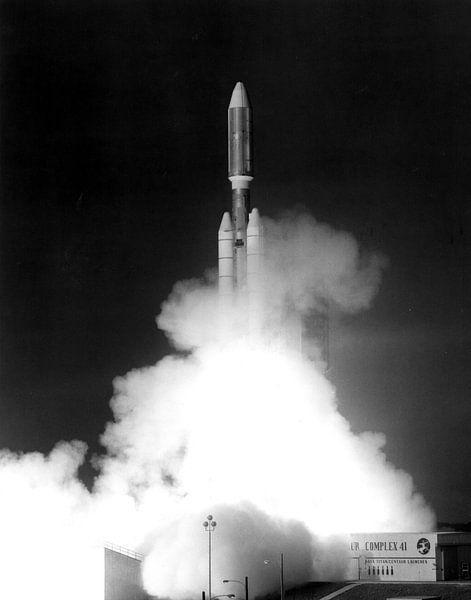 Voyager 1 Lancering van Digital Universe