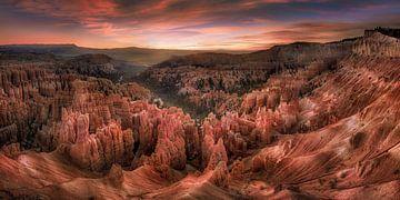 Stimmungsvoller Bryce Canon im Südwesten der USA von Voss Fine Art Fotografie