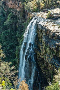 waterval (lisbon falls) van John van Weenen