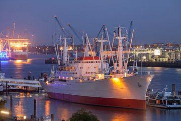 Hamburg : Dampfer Cap San Diego van Torsten Krüger