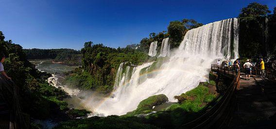 Waterval Iguaçu van Sjoerd Mouissie