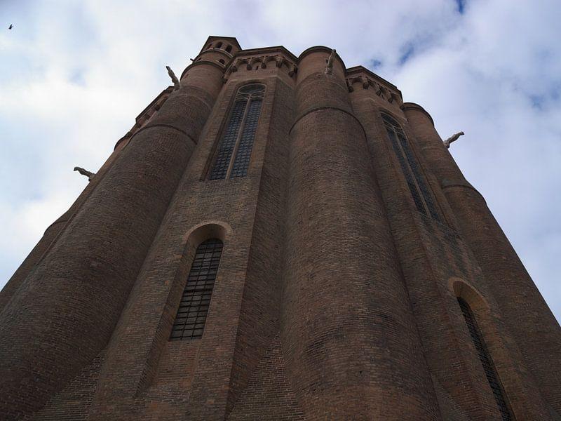 Kathedraal van Albi van Atelier Liesjes