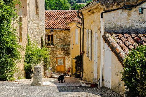 Typisch Frans straatje