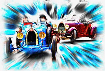 Bugatti, mon amour ! van Jean-Louis Glineur alias DeVerviers