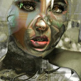 She is all that - 2 van Kirsti's Kunst