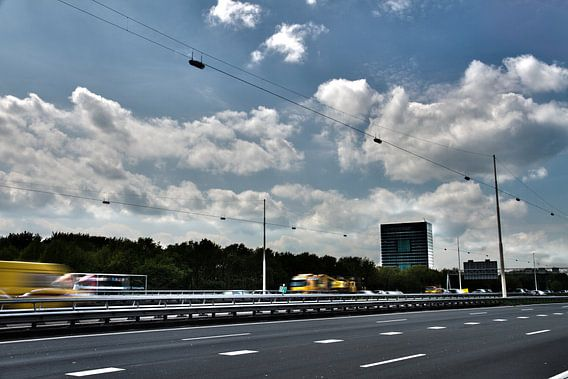 On the Highway van Niels Eric Fotografie
