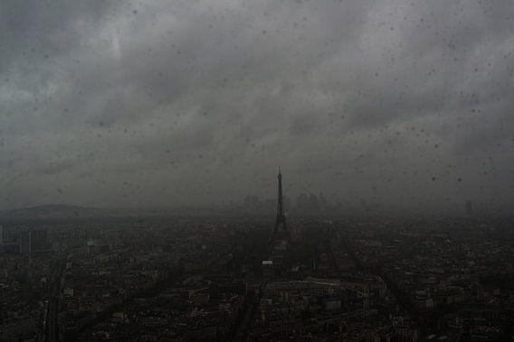Parijs en Eiffeltoren