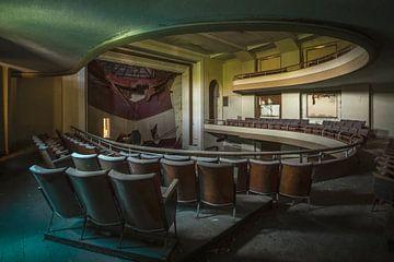 Zerfallen Teatro von Frans Nijland