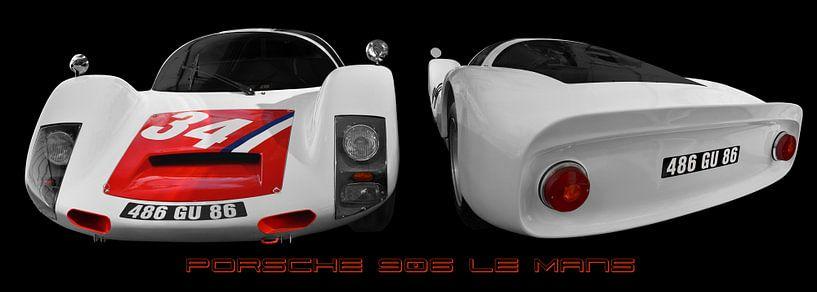 Porsche 906 Carrera 6 von aRi F. Huber