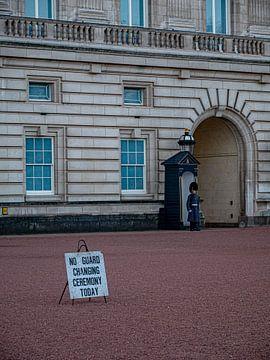 Buckingham Palace van Matthijs Noordeloos