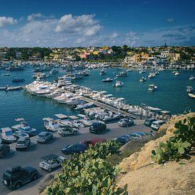 Lampedusa haven 3 van Elianne van Turennout