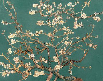 Mandelblüte grün - Vincent van Gogh
