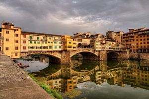 Ponte Vecchio, Florence, Italië van